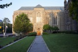 Chapel of Trinity college @f5.6 D700
