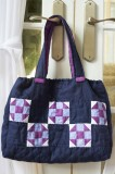 Quilted bag 2012 (size 40 x 30 cm)