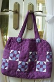 Quilted bag 2 (size 40 x 30 cm)