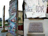 Berlin Wall in Monterey CA