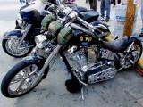 Vietnam Veteran Harley Davidson