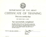 Marvelous Asist Training Certificate Template Gallery Certificate Design Asist Training  Certificate Template Gallery Certificate Design Asist Training On Army Certificate Of Training Template