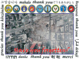 WTC 911 thank you US military