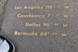 Cities on the Meridian Line