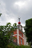 Flamstead House and Time Ball
