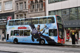 How to Train Your Dragon London Bus