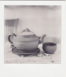 Yixing Tea Pot with Oolong