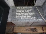 Aegum, tekst in kerktoren 12 [004], 2011.jpg