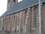 Anjum, zijgevel NH kerk [004], 2008