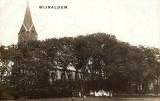 Wijnaldum, kerk, circa 1915