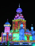 Harbin Snow & Ice Festival 2012!