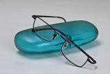 Leesbril met koker