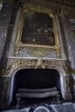 Fireplace in Hercules room