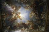 Hercules room ceiling