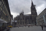 Cologne Cathedral and Train Station