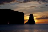 Perce Rock 5am