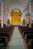 Golden Alter San José Church