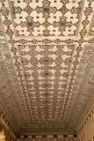 Mirrored ceiling at Amber Fort