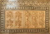 Wall decoration, Amber Fort