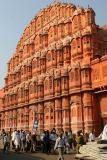 Hawa Mahal or Palace of the Winds, Jaipur