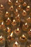 Candles, Jain Temple Complex, Ranakpur