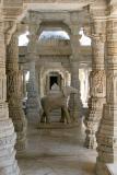 Elephant statue, Jain Temple Complex, Ranakpur