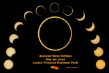 Annular Eclipse, May 20, 2012