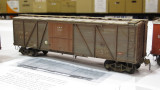 O Scale Model by James Hickey