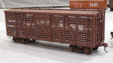 O Scale Model by Ted Schnepf