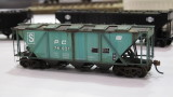 Model by Dave Schroedle (Railshops kit)
