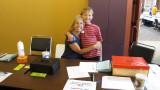 Kristina and Jacob Golden