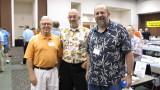 L-R: Lonnie Bathurst, Karl Schoettlin, and Keith Jordan