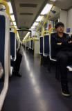 train to frankston...
