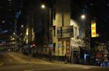 an old street corner...