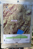 Beginning of the Watson Lake Flume Trail