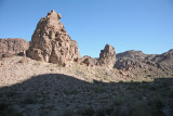 Twin Spires Hike - KOFA National Wildlife Refuge Arizona, USA