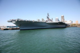 USS Midway and San Diego