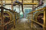 October : Abandoned generators