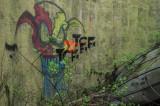 May : Silo graffitti