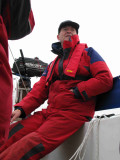 Vikingur on the Clyde