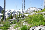 Pacific Crest Trail - Section J - Washington