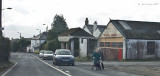 Traffic hold up in Mary Tavy