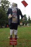 scarecrow festival - Peddler's Village