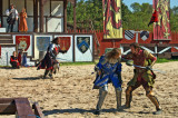 the battle zone (sword fighting)