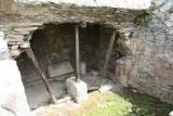 Ancient Phillippi, St. Paul's prison  (Acts 16:19-40)