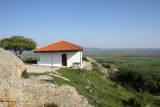 Loutros Hill with view on Evros Delta