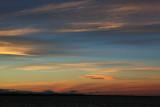 Nor' West Sunset - Lake Ellesmere