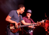 Stanley Clarke and Frank Gamble