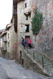 Entrance to Cassa Della Serracca