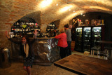Wine Bar of Cassa Della Serracca
